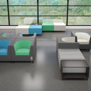 Cuadro Lounge Seating