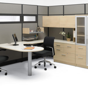 Private Office Created with Uni-T Panels