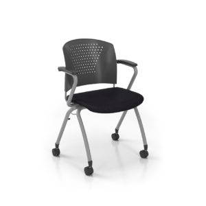 Flashback Guest Chair with Castors